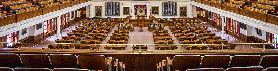 Legislation In Texas House Would Reduce Ballot Choices For Texans